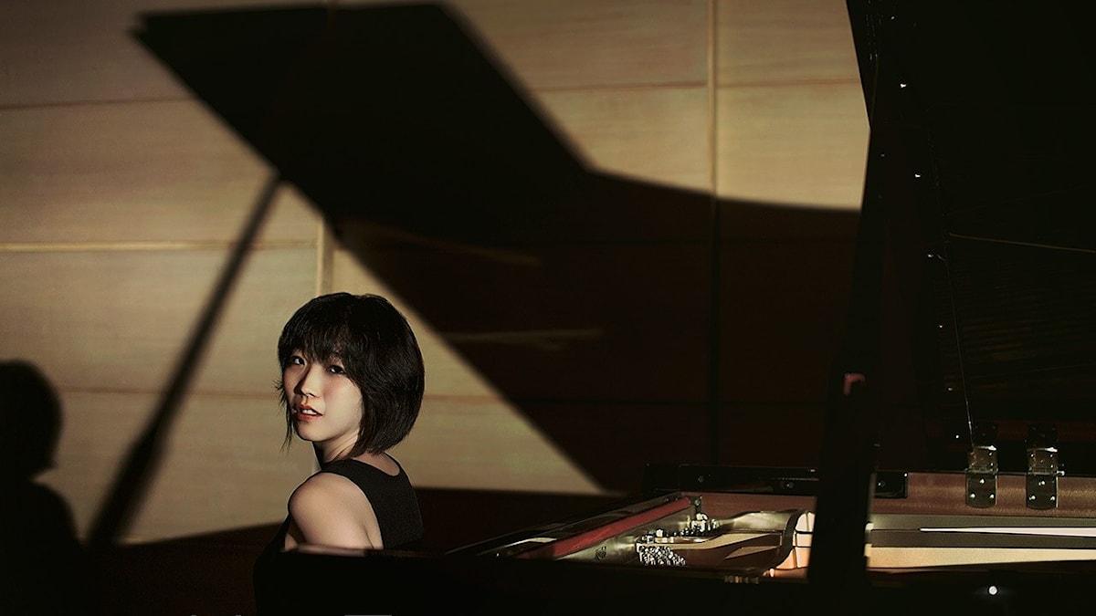 Bild: Pianisten Claire Huangci.