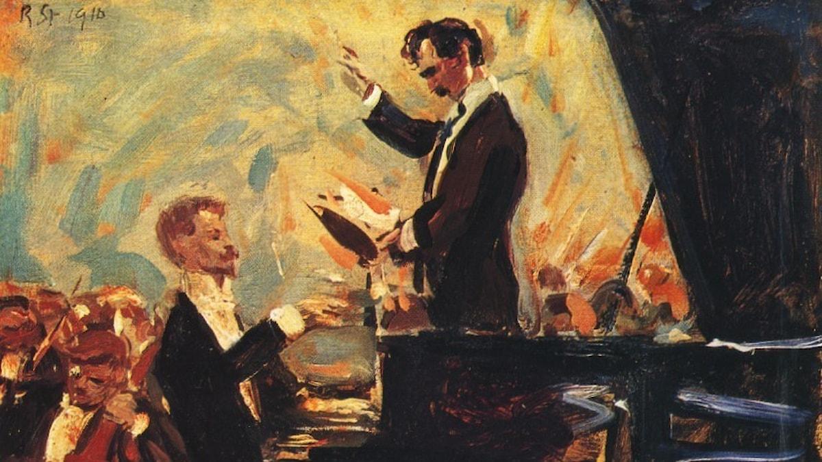 Robert Sterl - Klavierkonzert (Kussewizki und Skrjabin) 1910