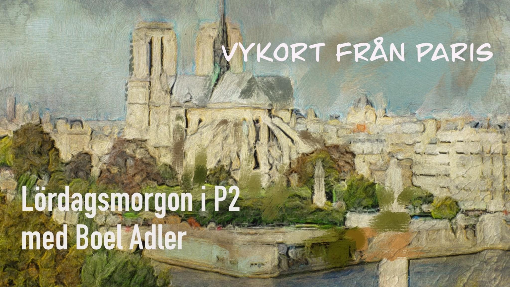 Musikalisk stadsvandring i Paris