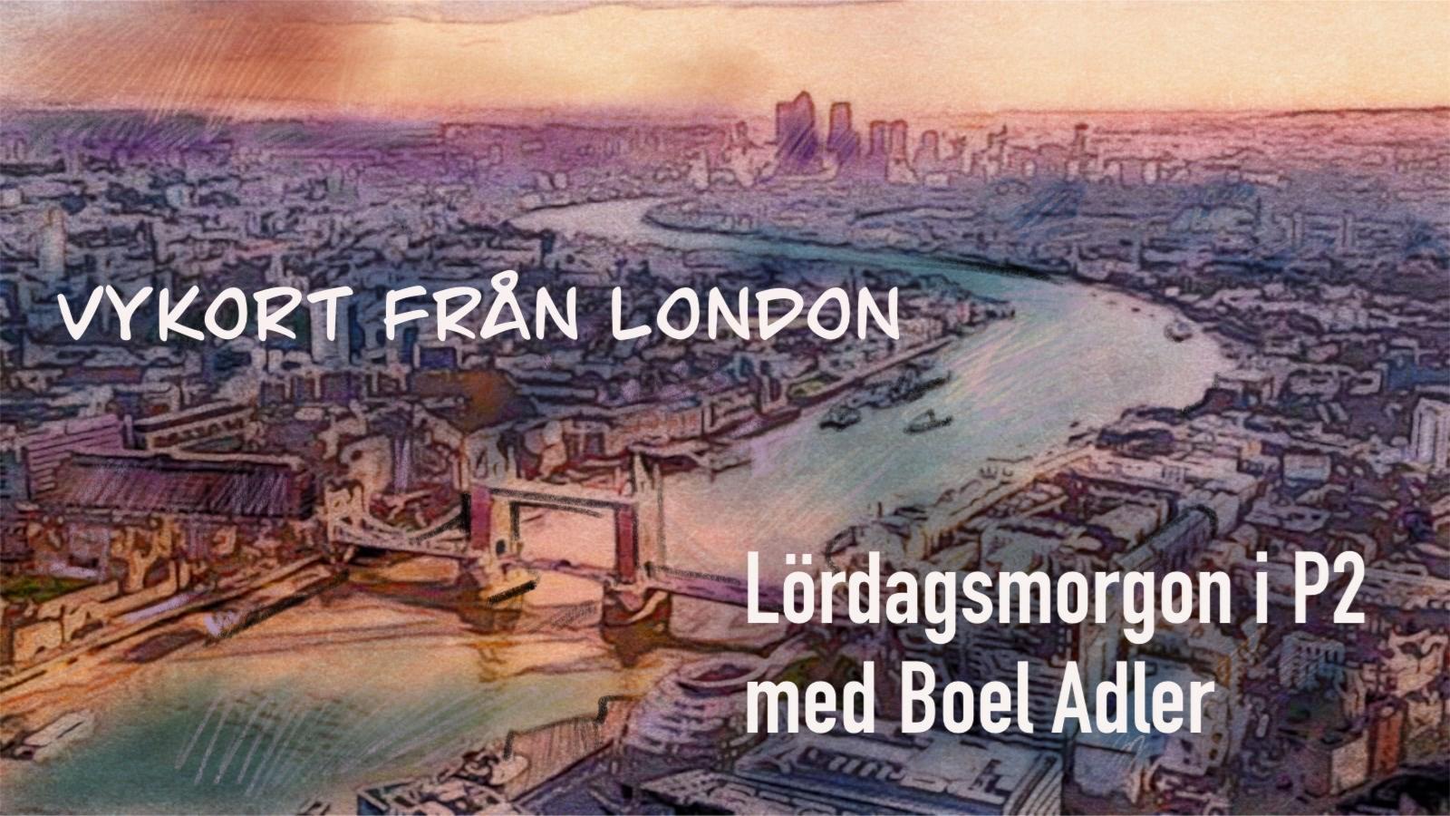Musikalisk stadsvandring i London