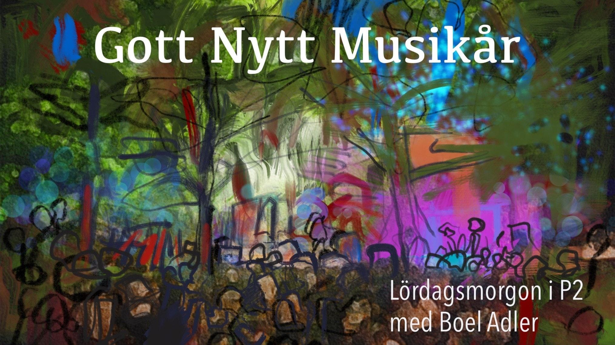 Gott Nytt Musikår! Boel Adler ser fram emot genreblandning, generationsmöten, nya konsertformer och operaupplevelser,
