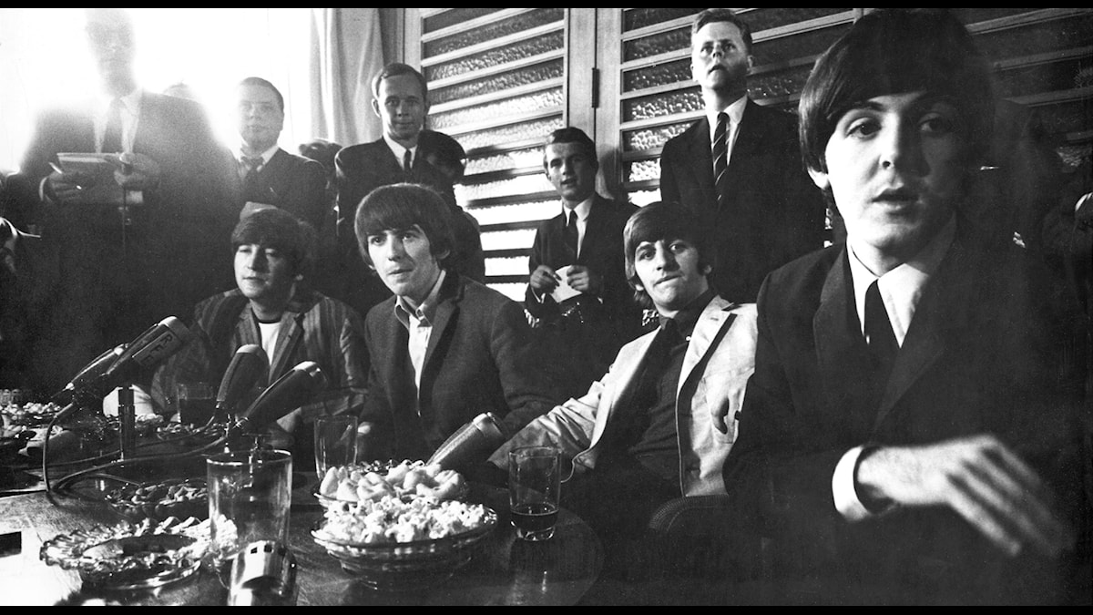 The Beatles i Sverige 1964
