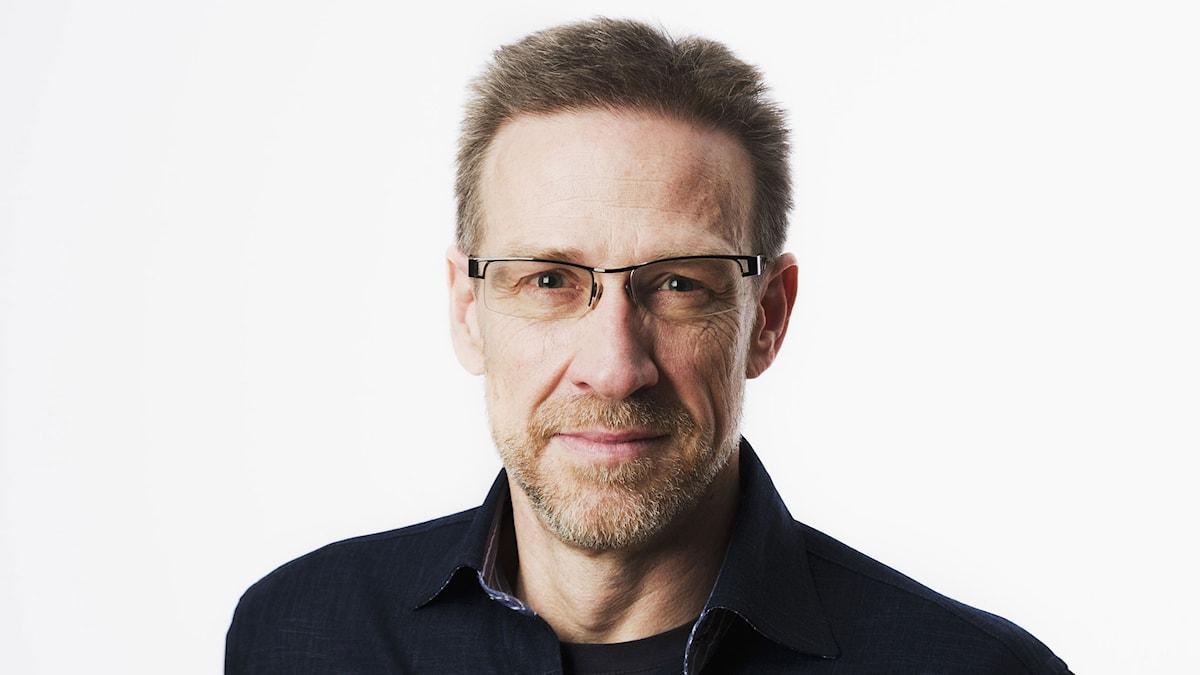 Per Feltzin. Foto: Mattias Ahlm/Sveriges Radio.