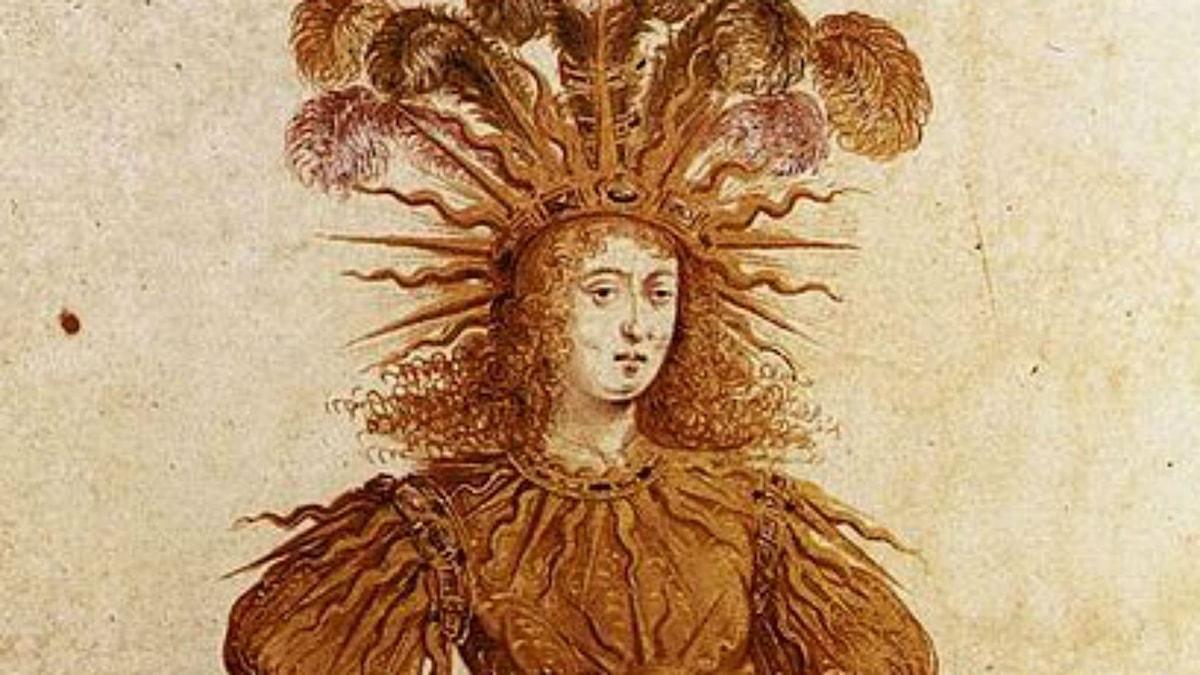 Roi Soleil-Ballet de la nuit 1653