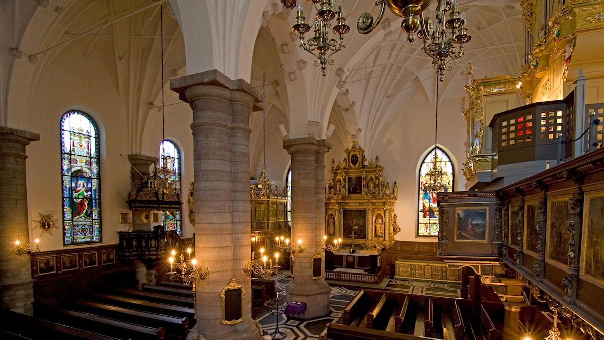 Tyska Kyrkan S:ta Gertruds församling, Stockholm