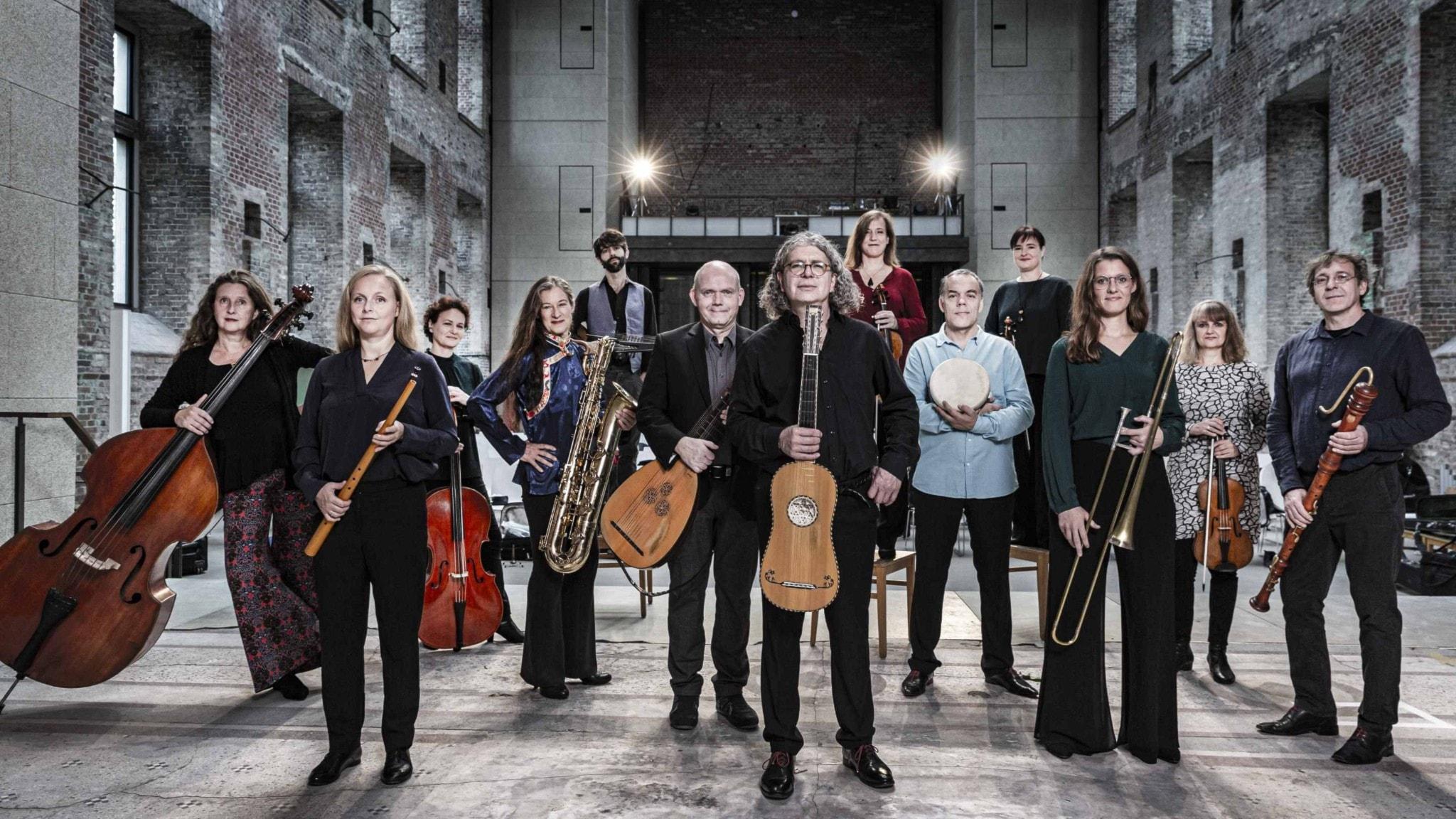 Bach och Rameau spelar på nationalarenan för tidig musik