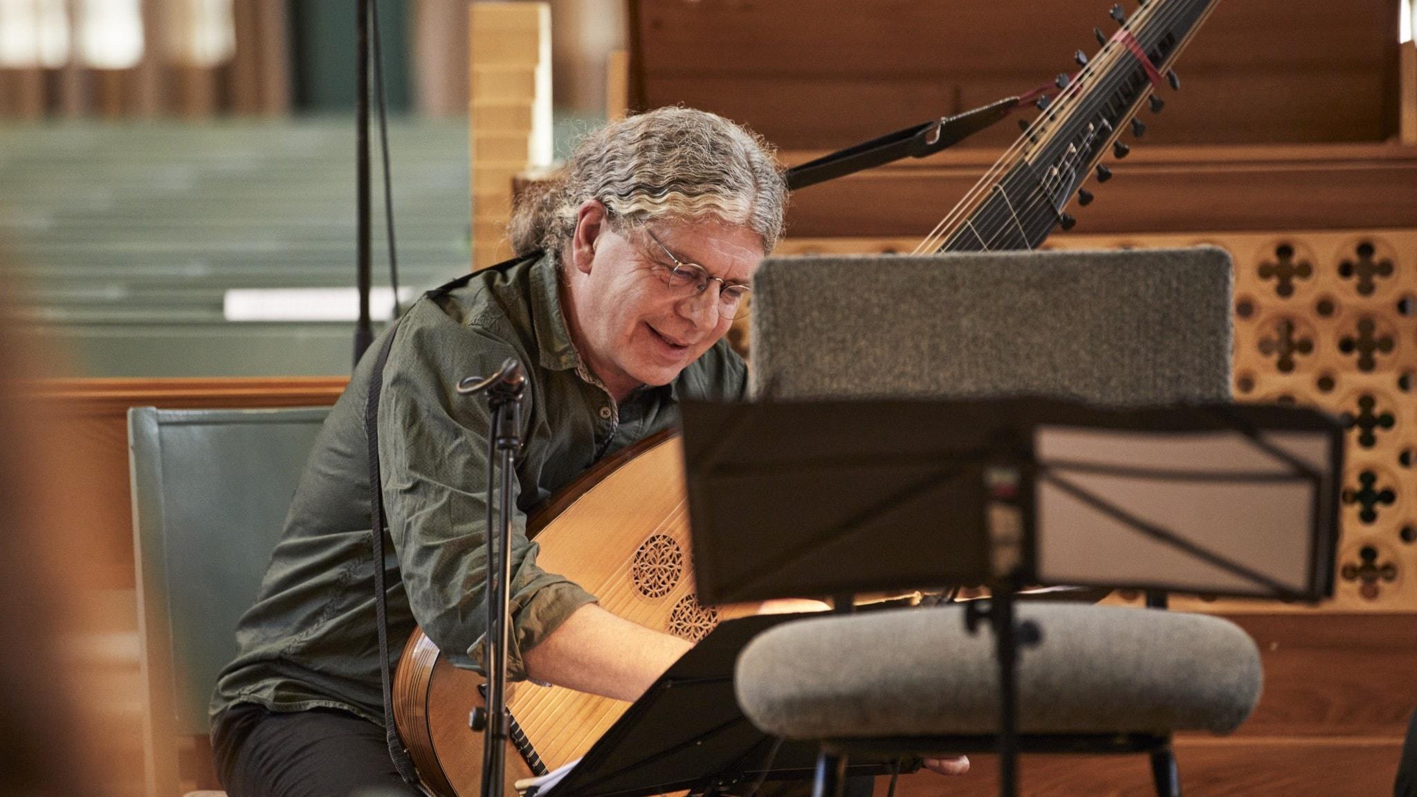 En Vivaldihit och musik av musikhistoriens första popstjärna Josquin