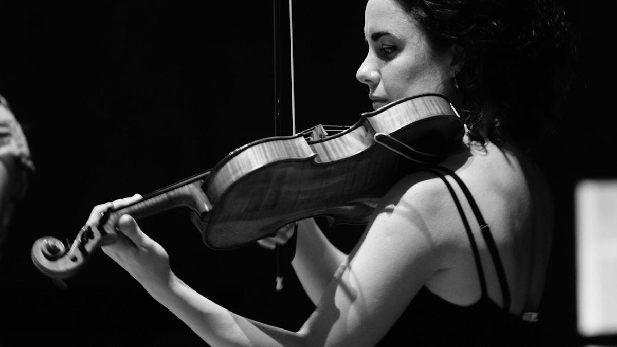 violin Lucia Giraudo