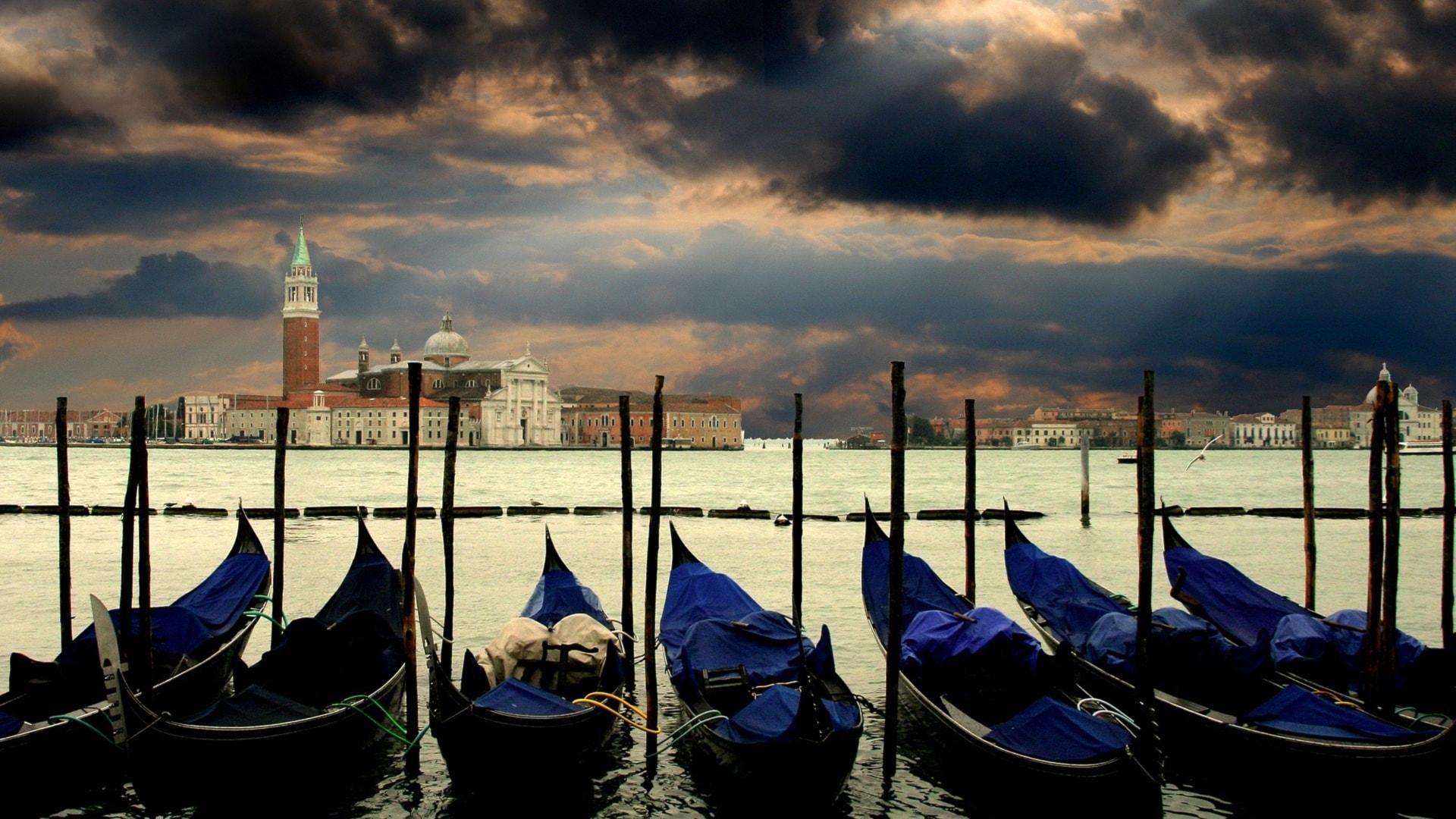 Musikaliskt högvatten i Venedig