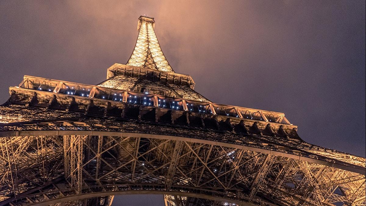En natt i Paris