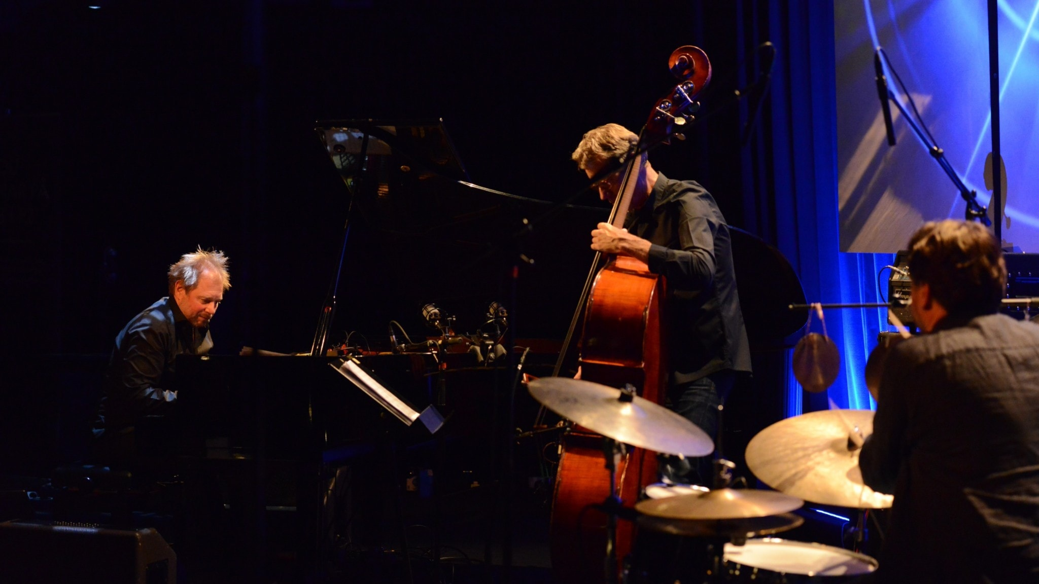KONSERT: Daniel Karlsson trio på Umeå jazzfestival