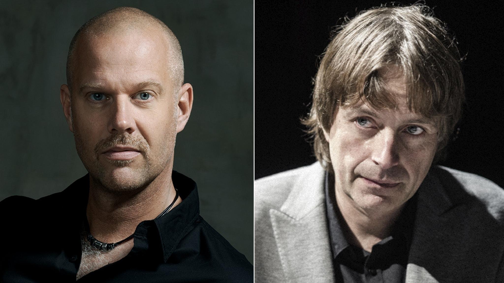 KONSERT: Pianisterna Jan Lundgren och Jakob Karlzon i unikt möte