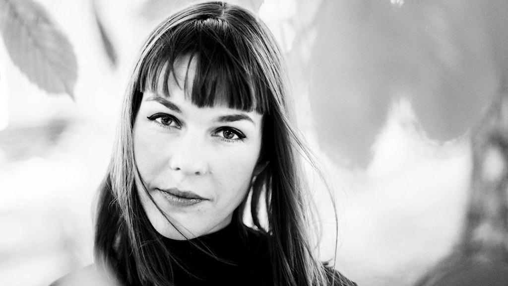 Sångerskan Isabella Lundgren, ny krönikör i Jazzradion från och med den 5 mars 2017.