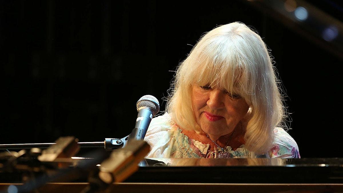 Monica Dominique Ystad Jazzfestival 2014. Foto: Johannes Lundberg/SR