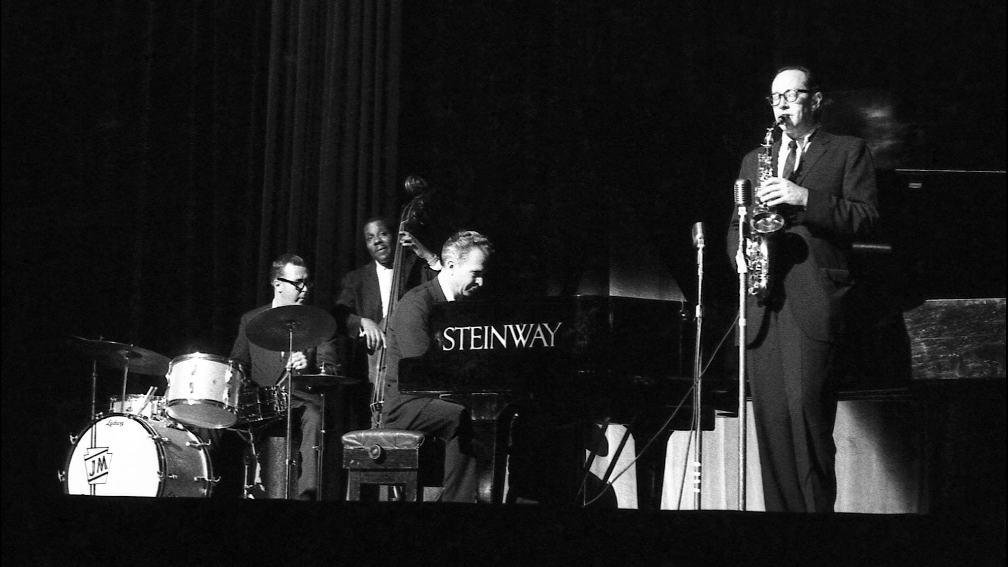 Tidlöst sväng: Bebop, blues, cool jazz och en intervju med Herbie Hancock