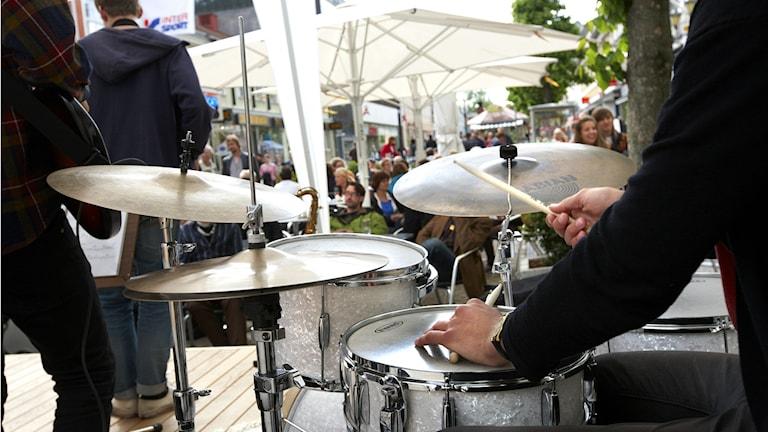 Växjö årets jazzkommun. Foto: Mats Samuelsson/Svensk Jazz