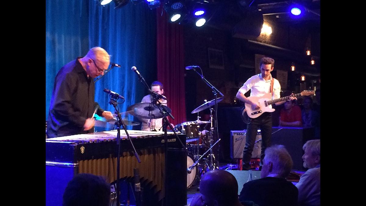 Gary Burton Quartet (Foto Janne Lindvall SR)