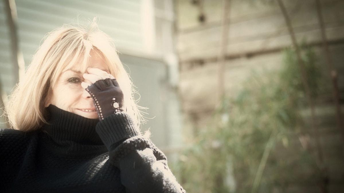 Sångerskan Rickie Lee Jones