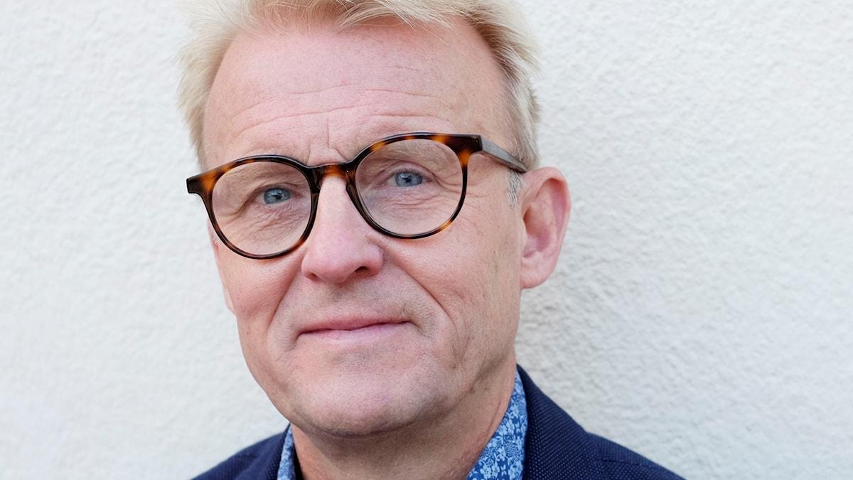Författaren Göran Jonsson