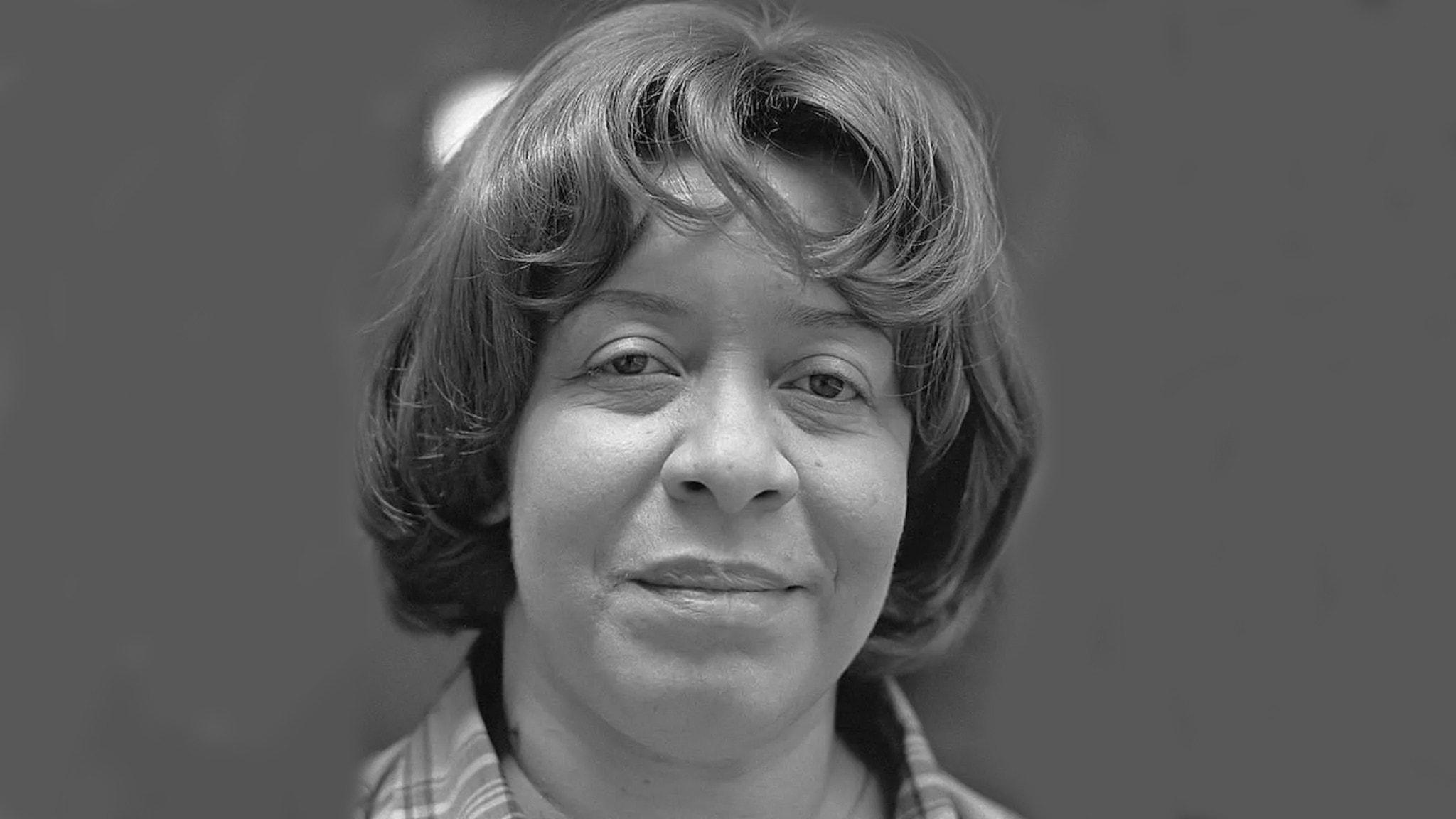 Bild: Sångerskan och pianisten Shirley Horn 1981.