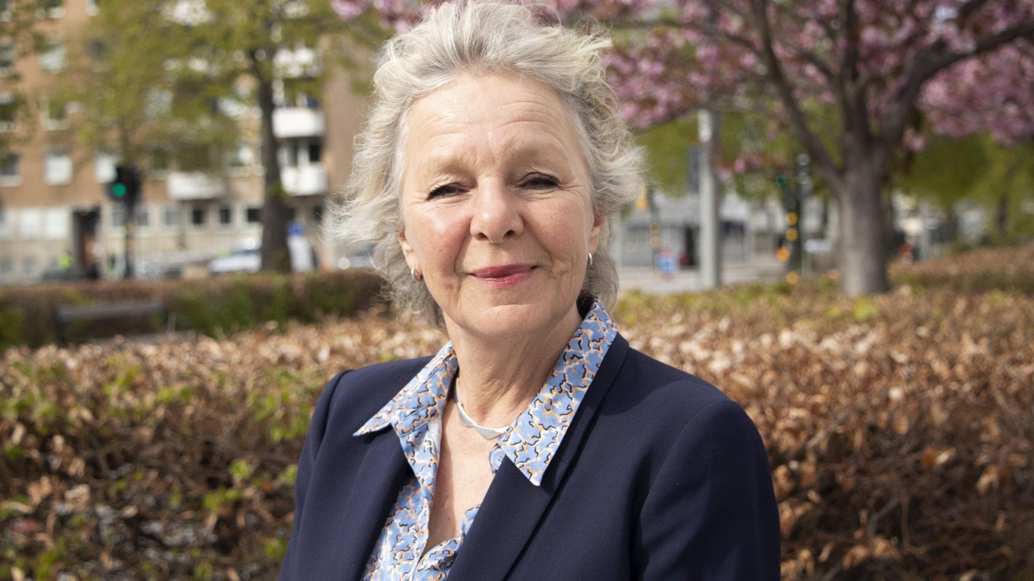 Jazzradions sommargäst Elise Einarsdotter