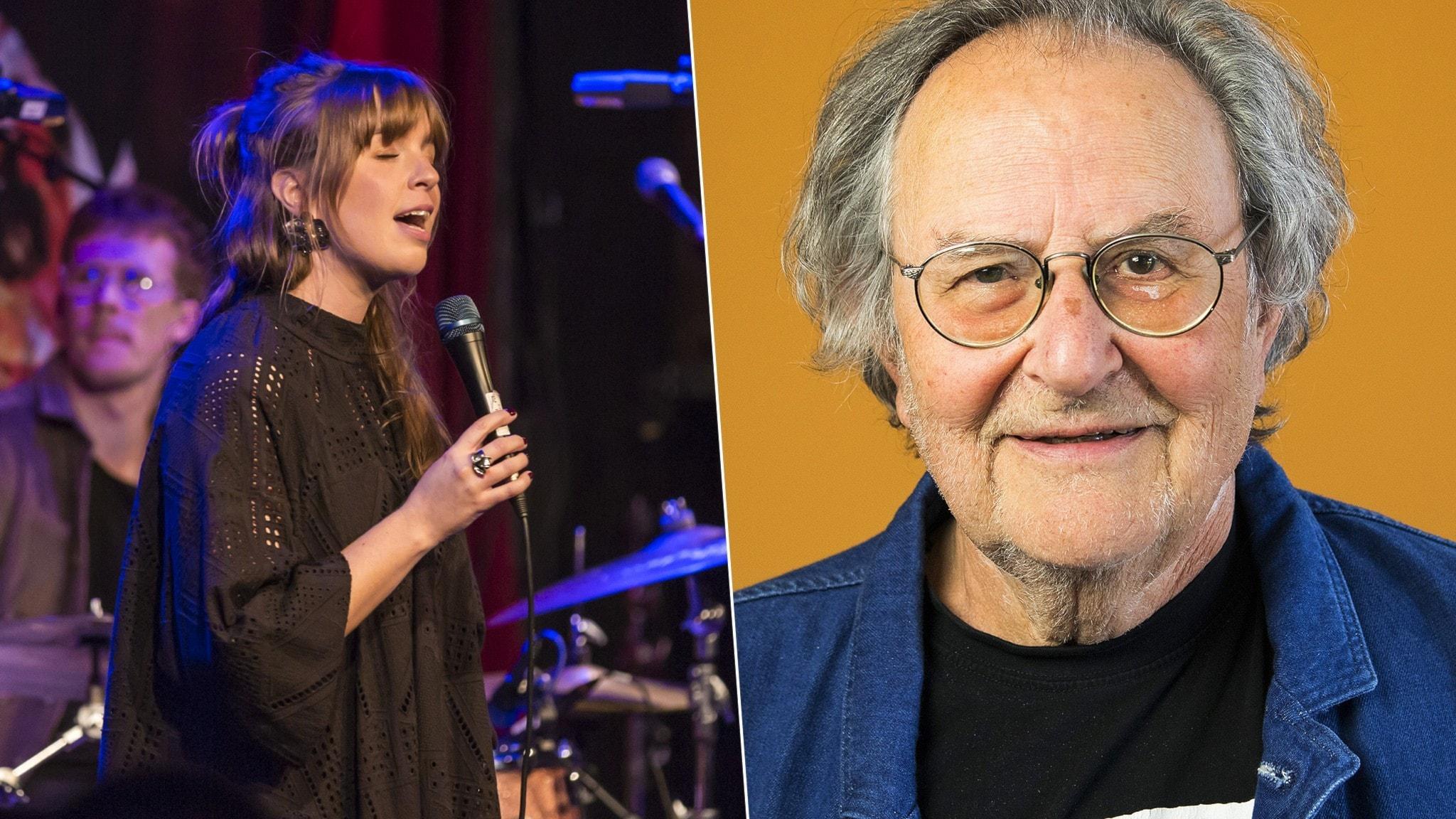 Lyxig jazzkväll med Amanda Ginsburg och Georg Riedel