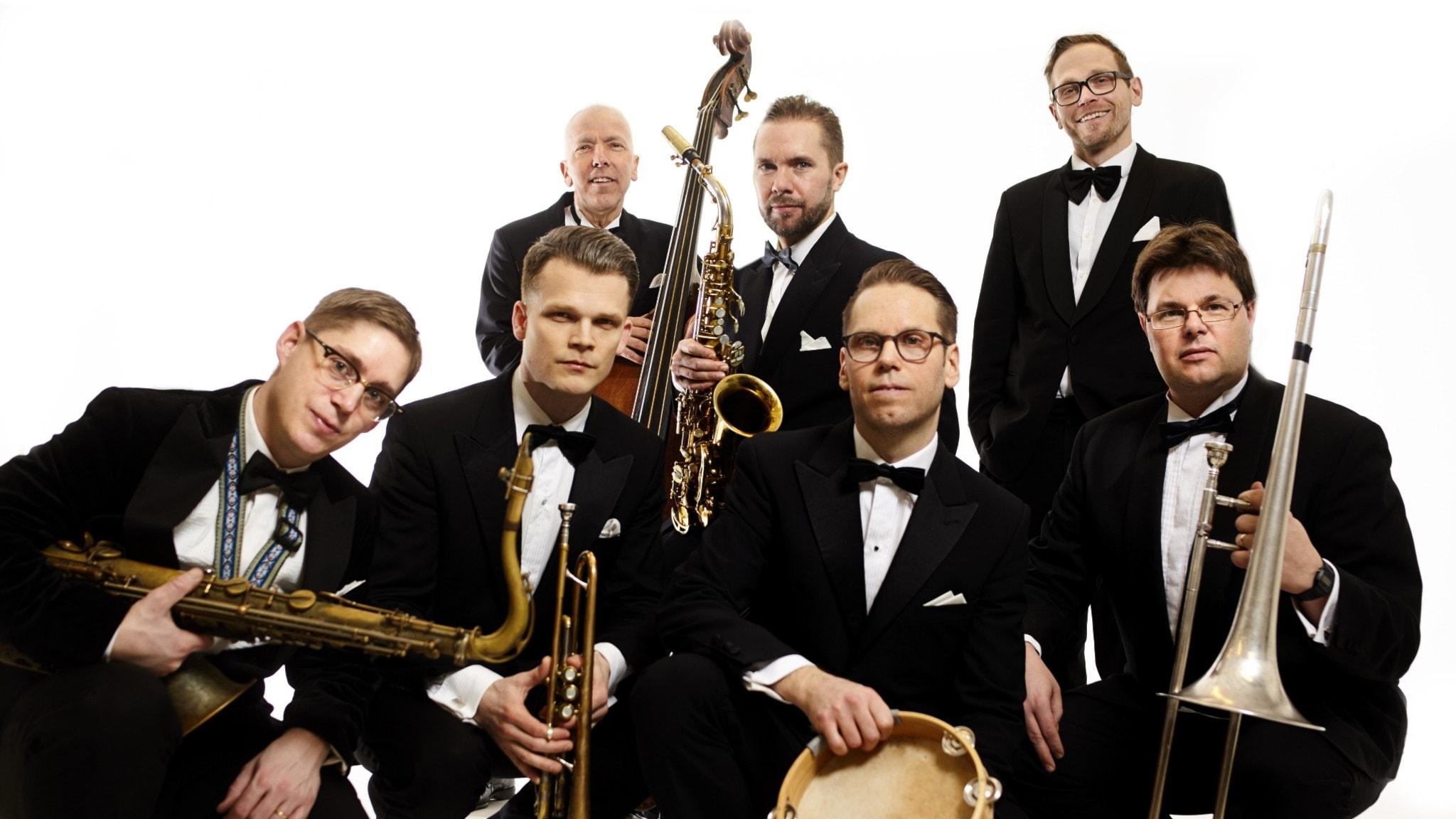 Ny jazz på älsklingslåt