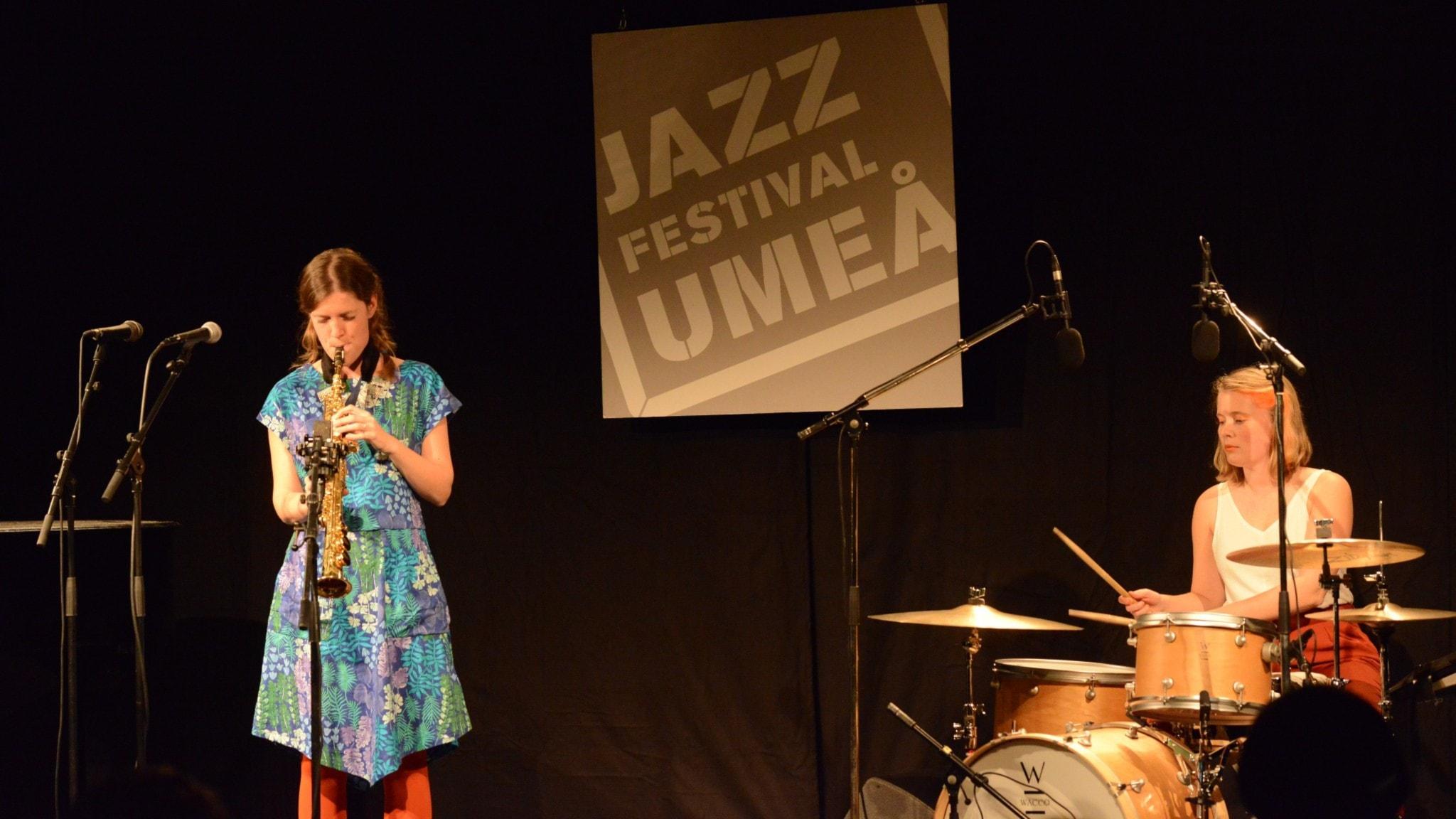 KONSERT: Sisters of Invention på Umeå jazzfestival