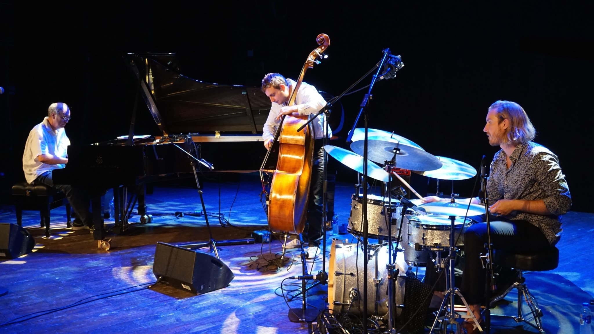Live! Lars Jansson Trio i Ystad