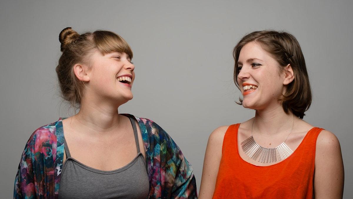 Sisters of Invention: Malin och Karolina Almgren