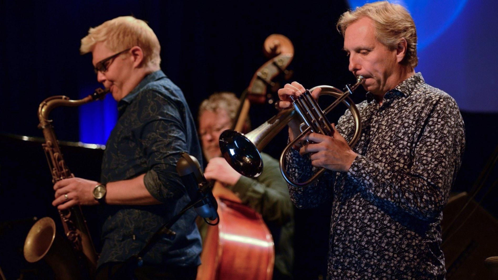 KONSERT: Dölerud Johansson Quintet med Palle Danielsson