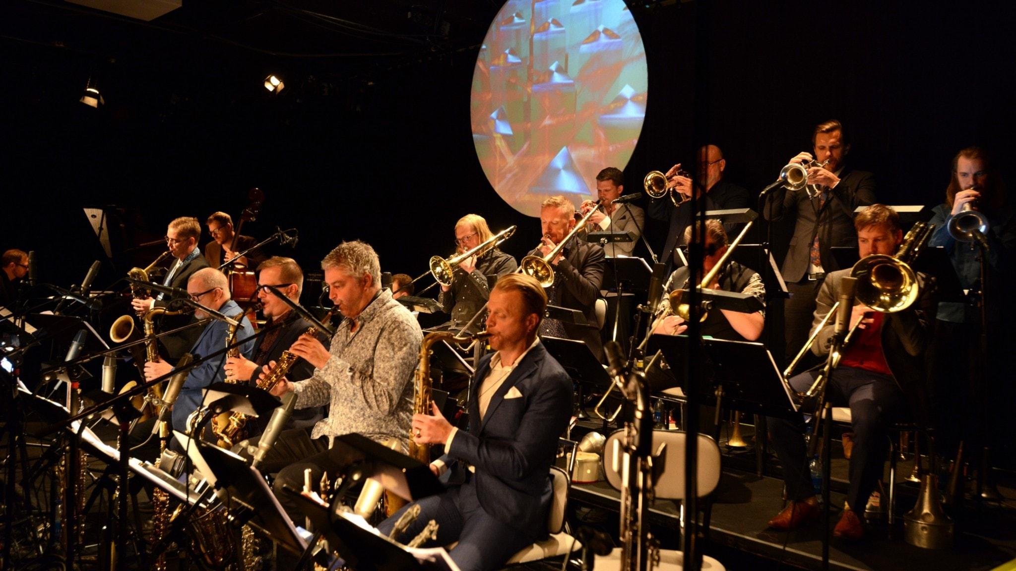 Bild: Stockholm Jazz Orchestra.