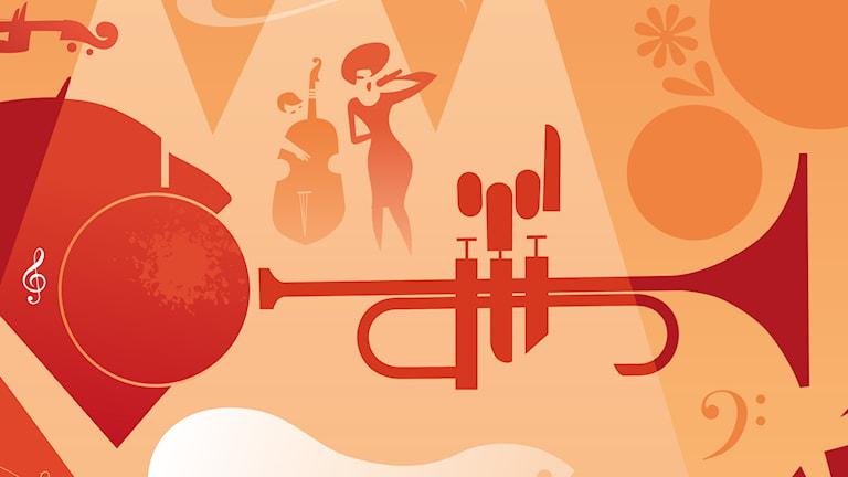 God och blandad jazz från förr och nu, från det välkända till det oväntade.