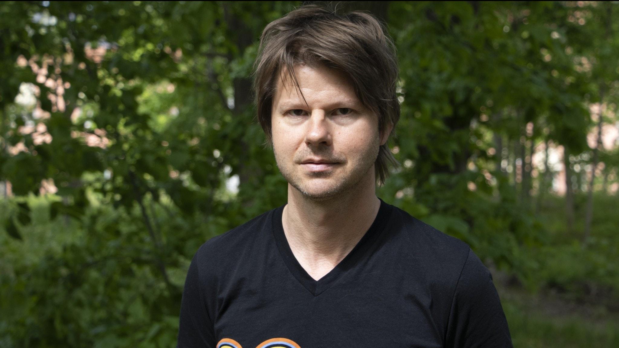 Jazzradions sommargäst Magnus Lindgren