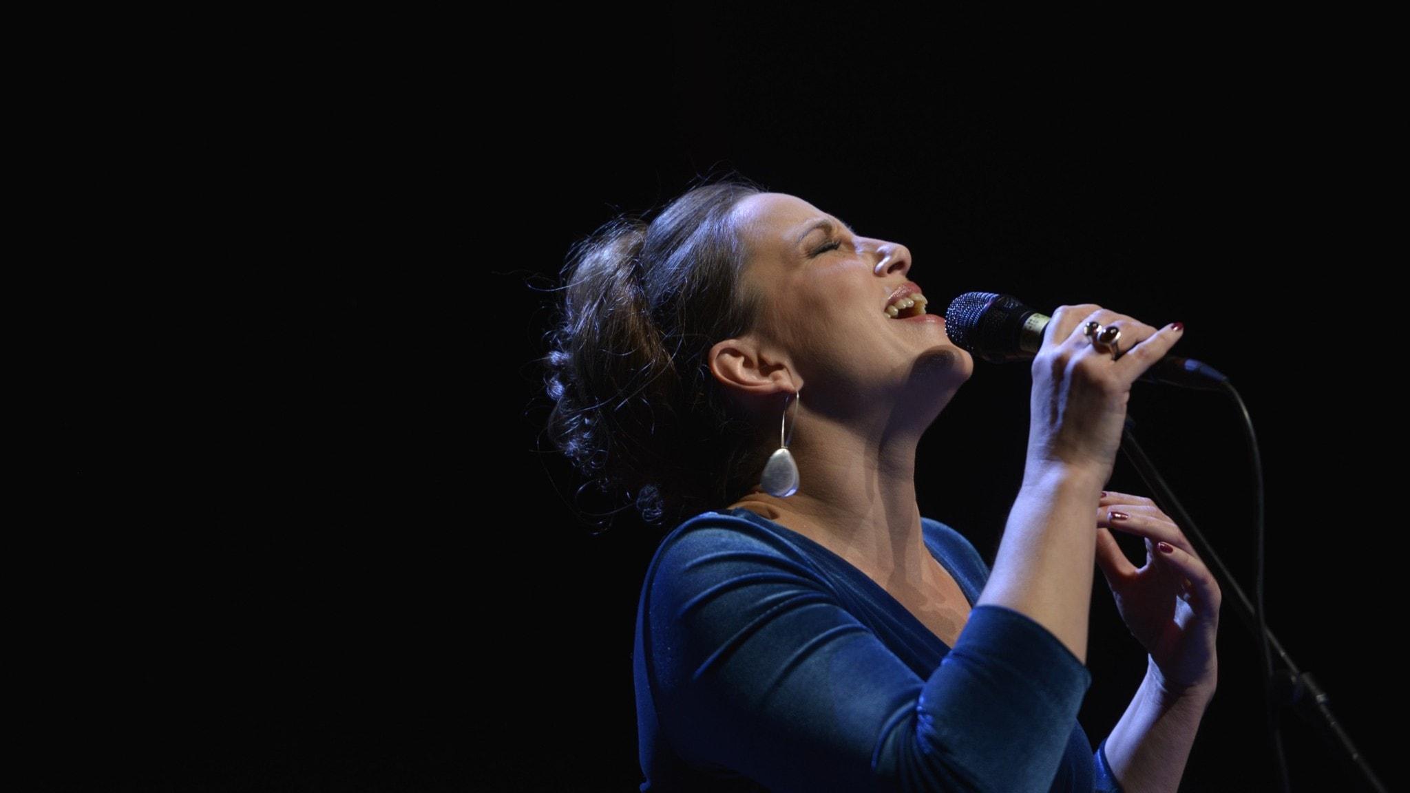 Lisa Nilsson och Norrbotten Big Band