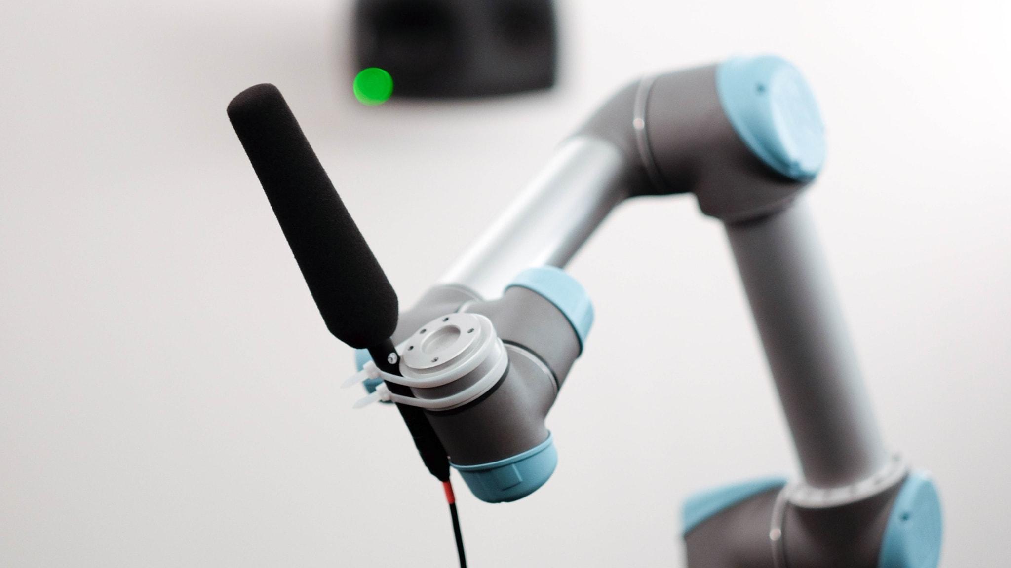 Musicerande robotar