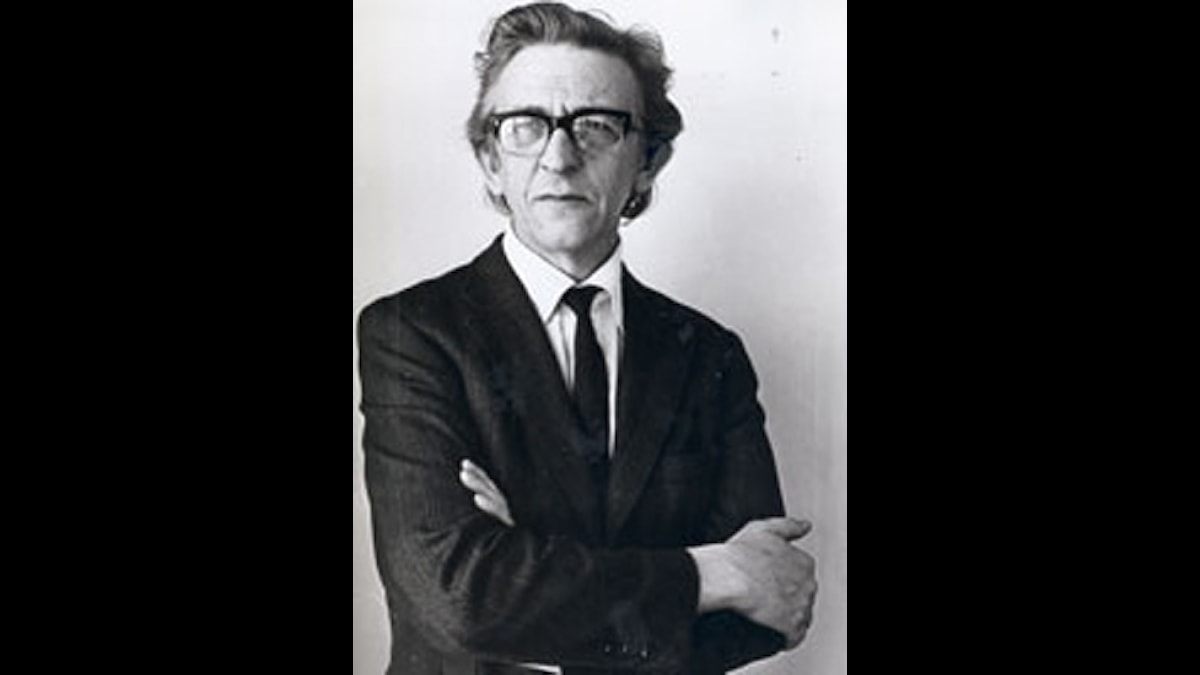 Pionjären Rune Lindblad