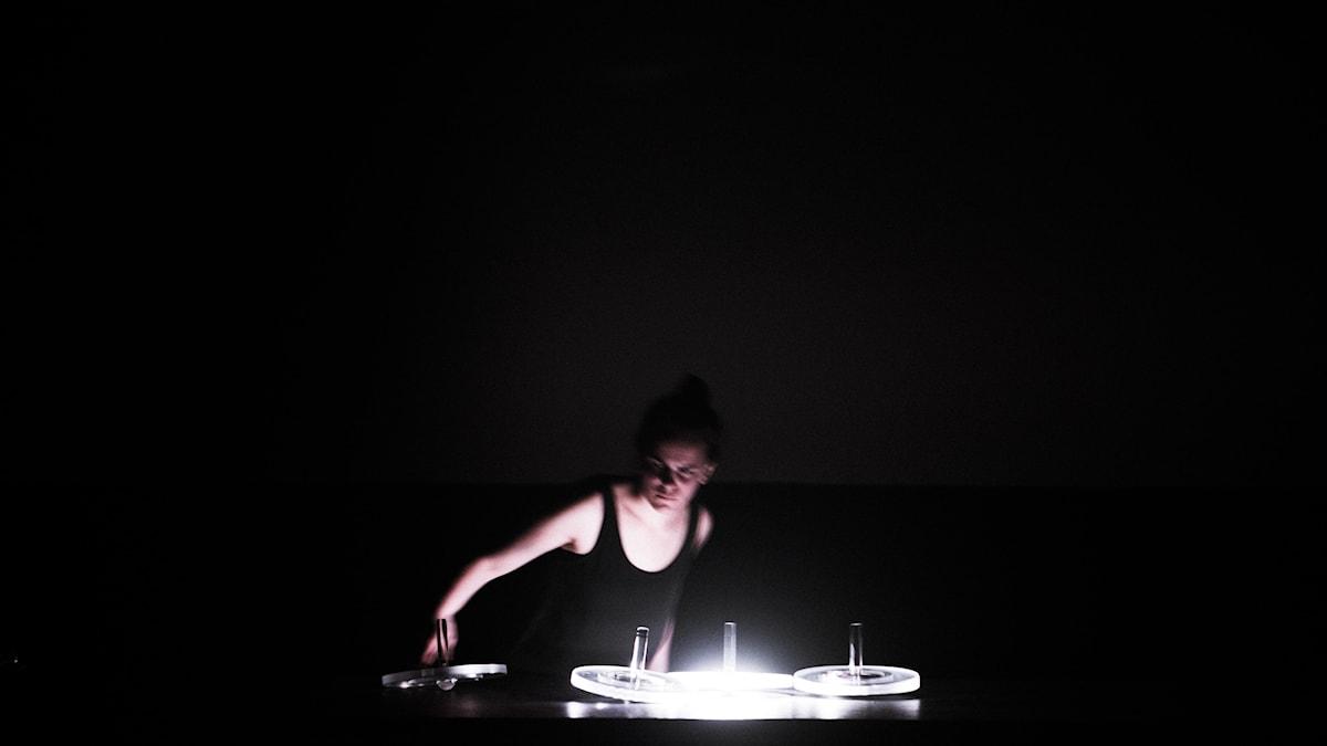 Myriam Bleau spelar Soft Revolvers