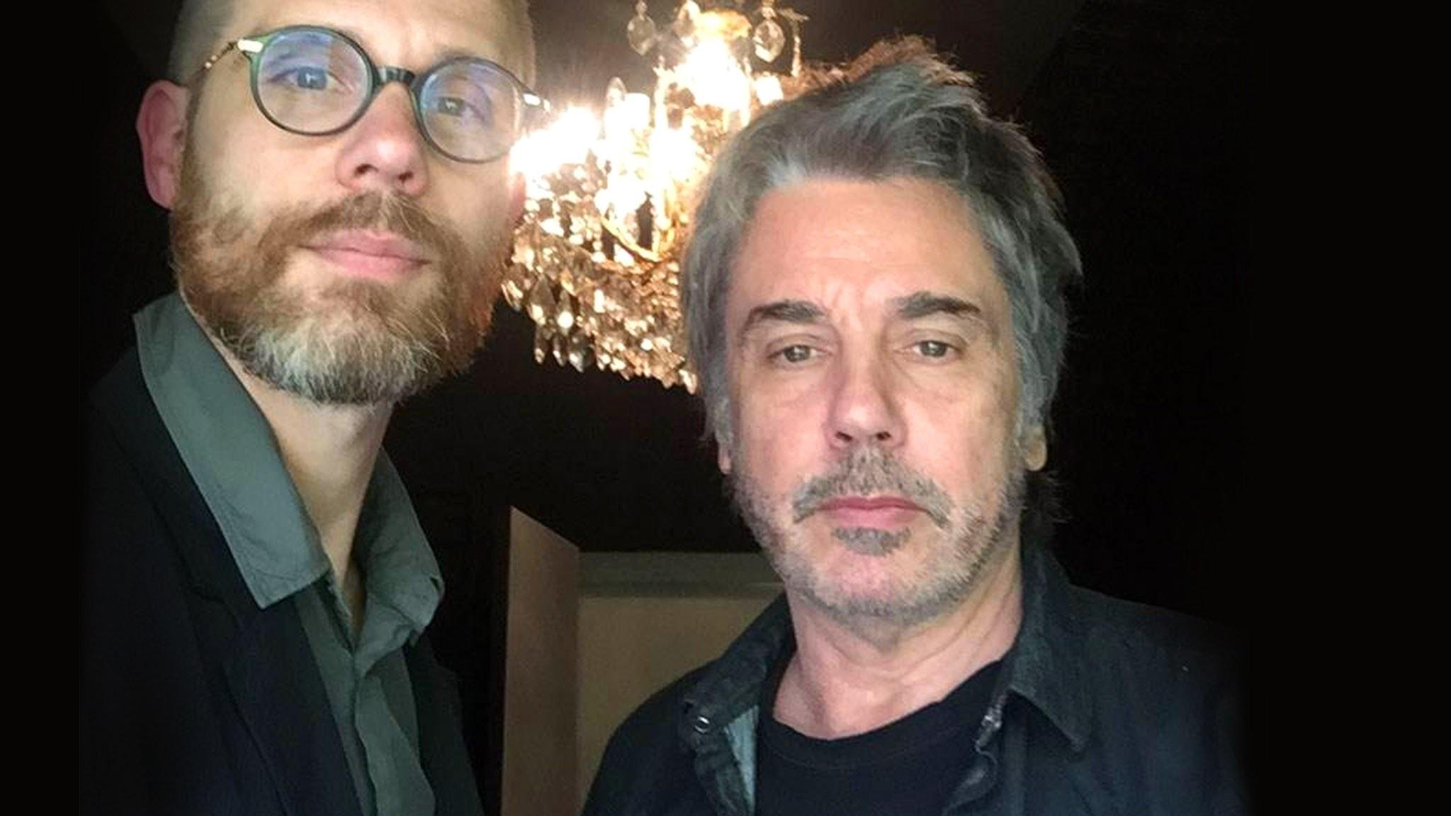 Mats Almegård & Jean-Michel Jarre