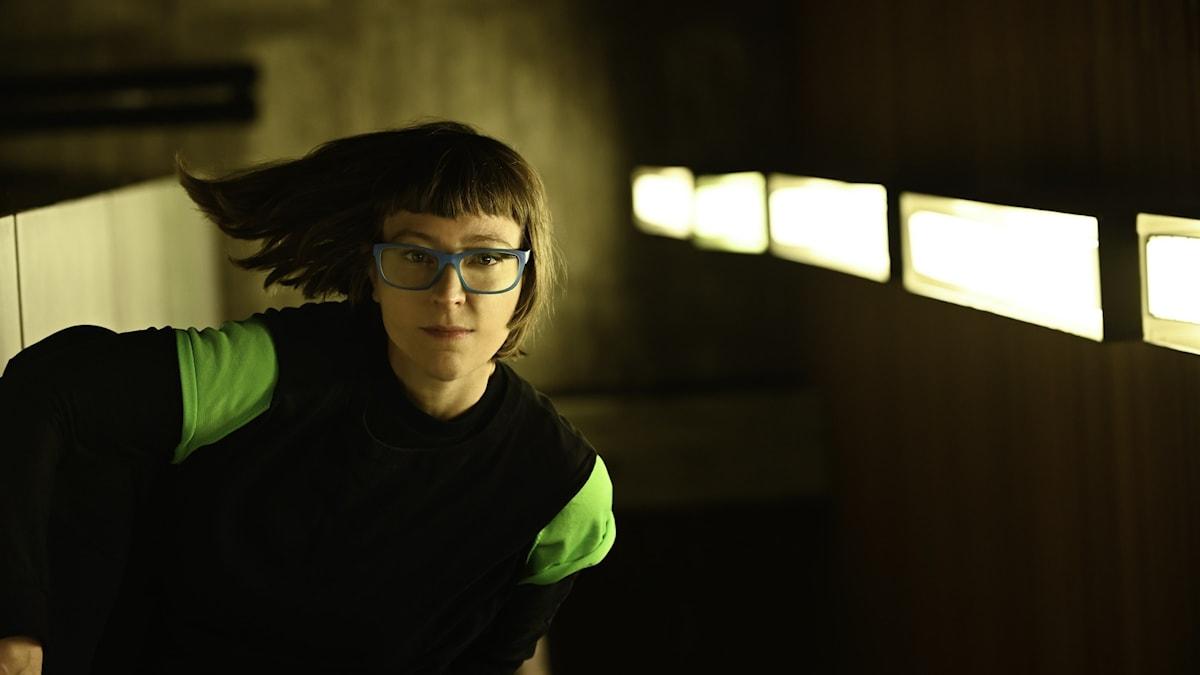 Ljudkonstnären Jasmine Guffond