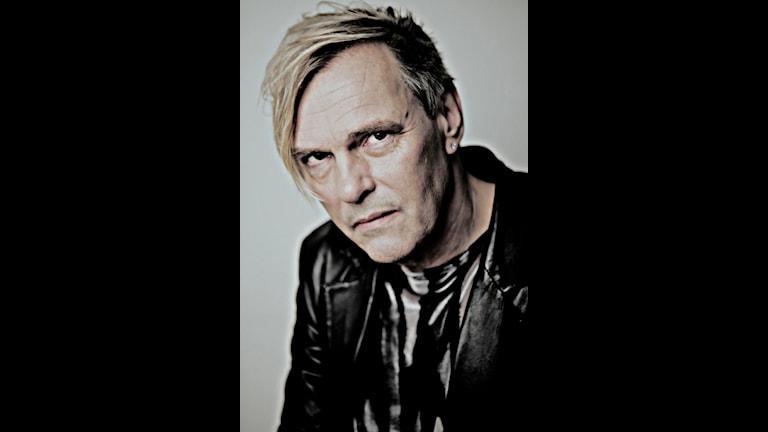I studion: Åke Parmerud