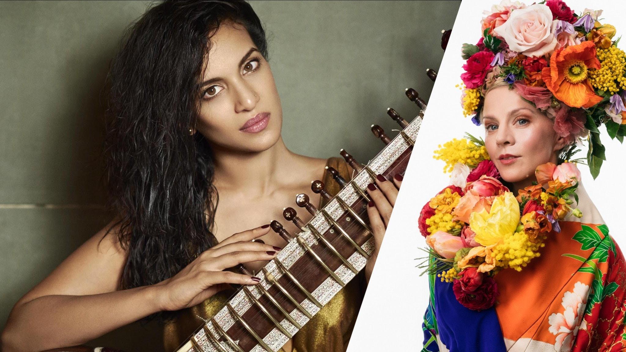 Veckans favoriter: Djävulspolska, indisk sitar och en unik svensk röst
