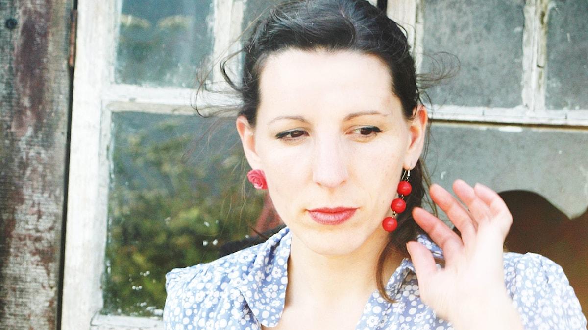 Sångerskan Martha Tilston