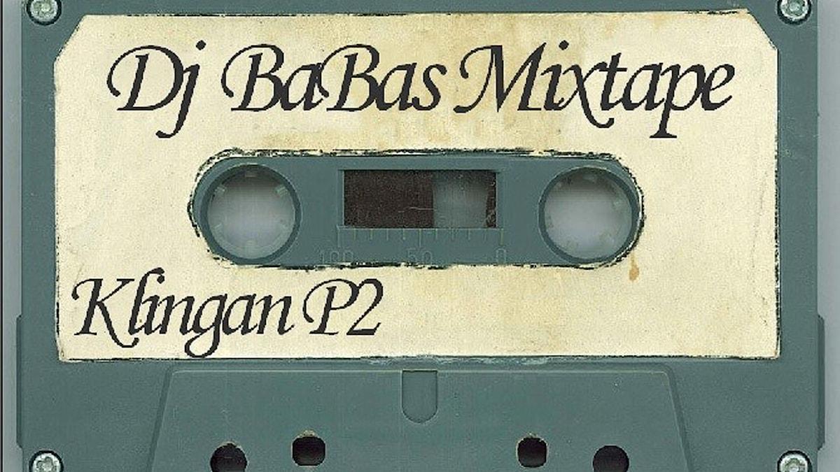 Kassettband med DJ BaBas mixtape