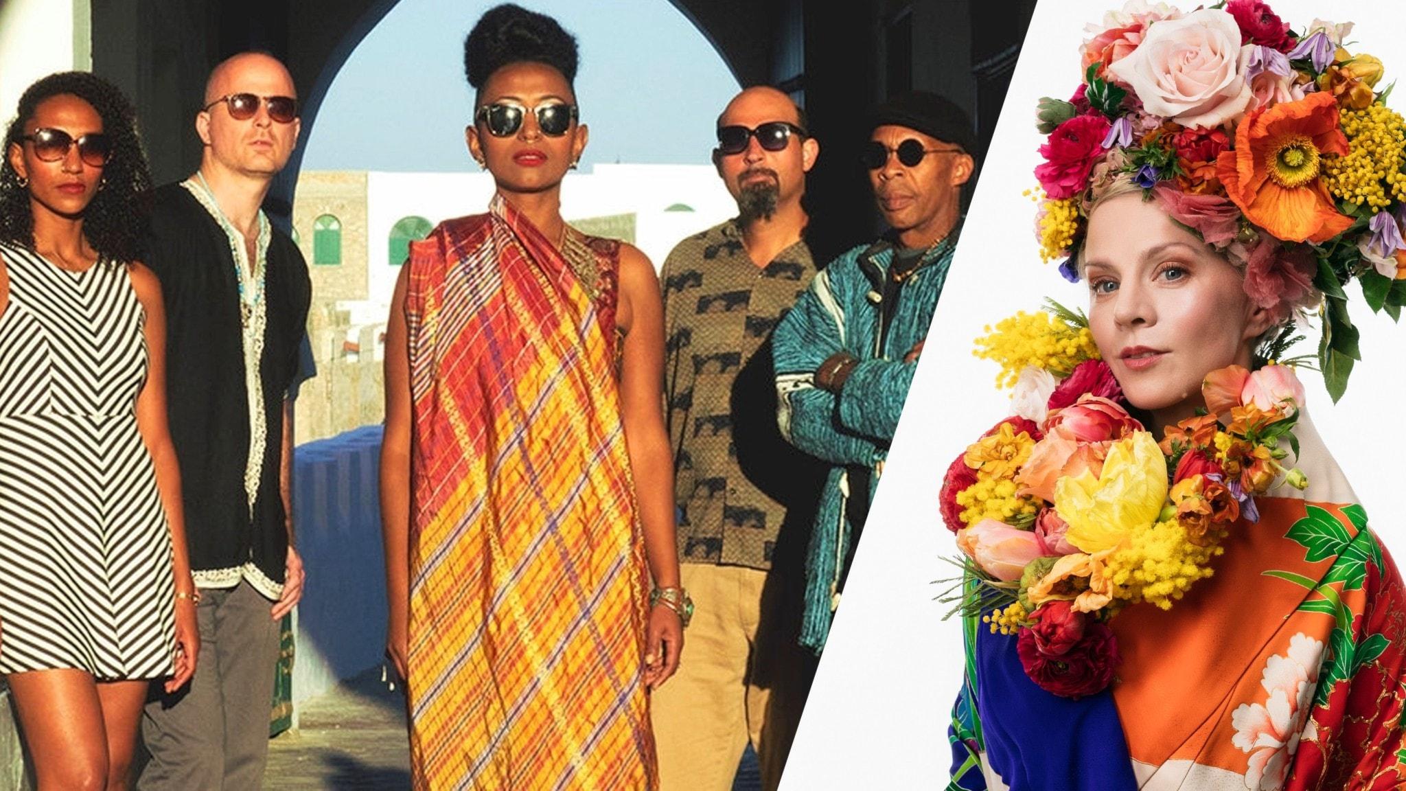 Djupdykning: Nubisk psykedelisk pop