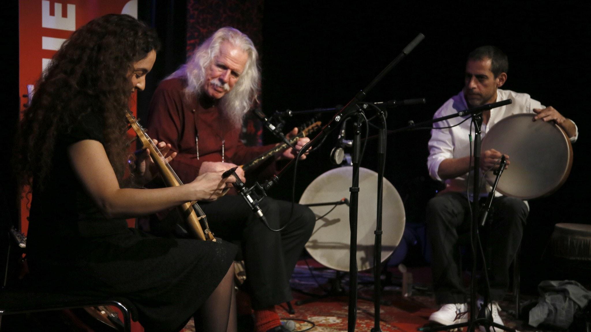 KONSERT: Ross Daly – stigfinnare i orientalisk musik, del 1