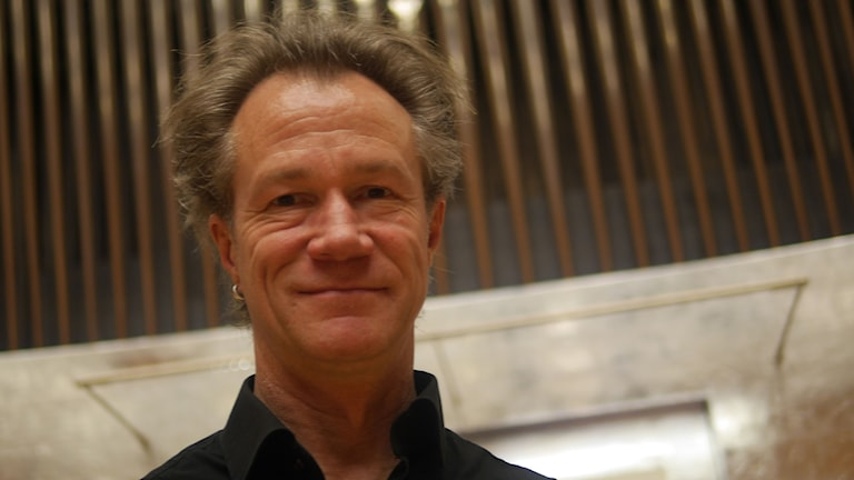 Organisten Gunnar Idenstam