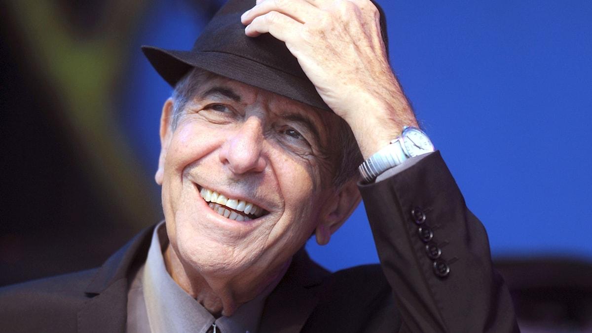 Leonard Cohen på Molde Jazzfestival