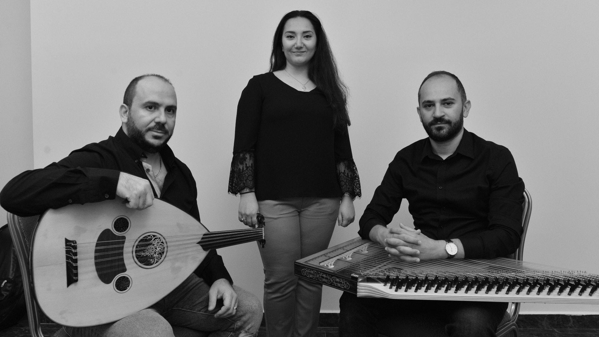 DIREKT: Sånger på arameiska – Jesu språk