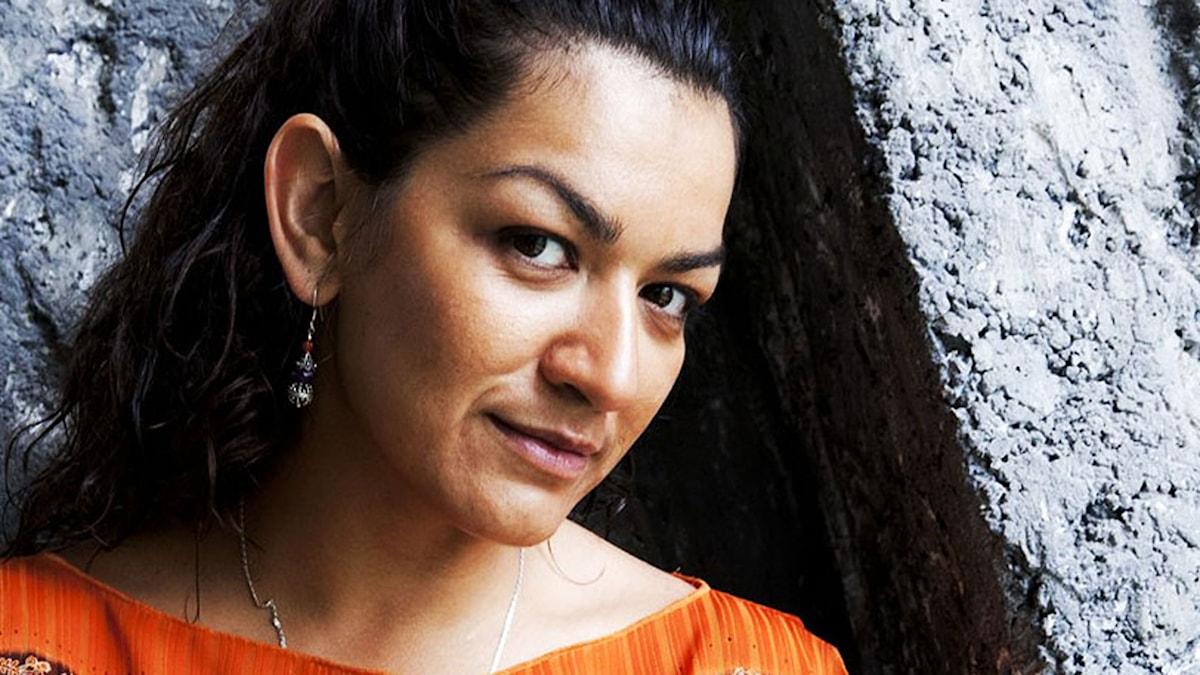 Nadin Al Khalidi. Foto: Mattias Ahlm/Sveriges Radio